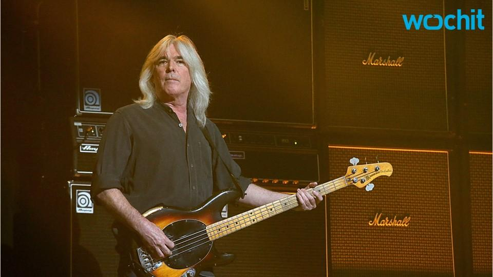 AC/DC's Cliff Williams Retiring From Rock And Roll