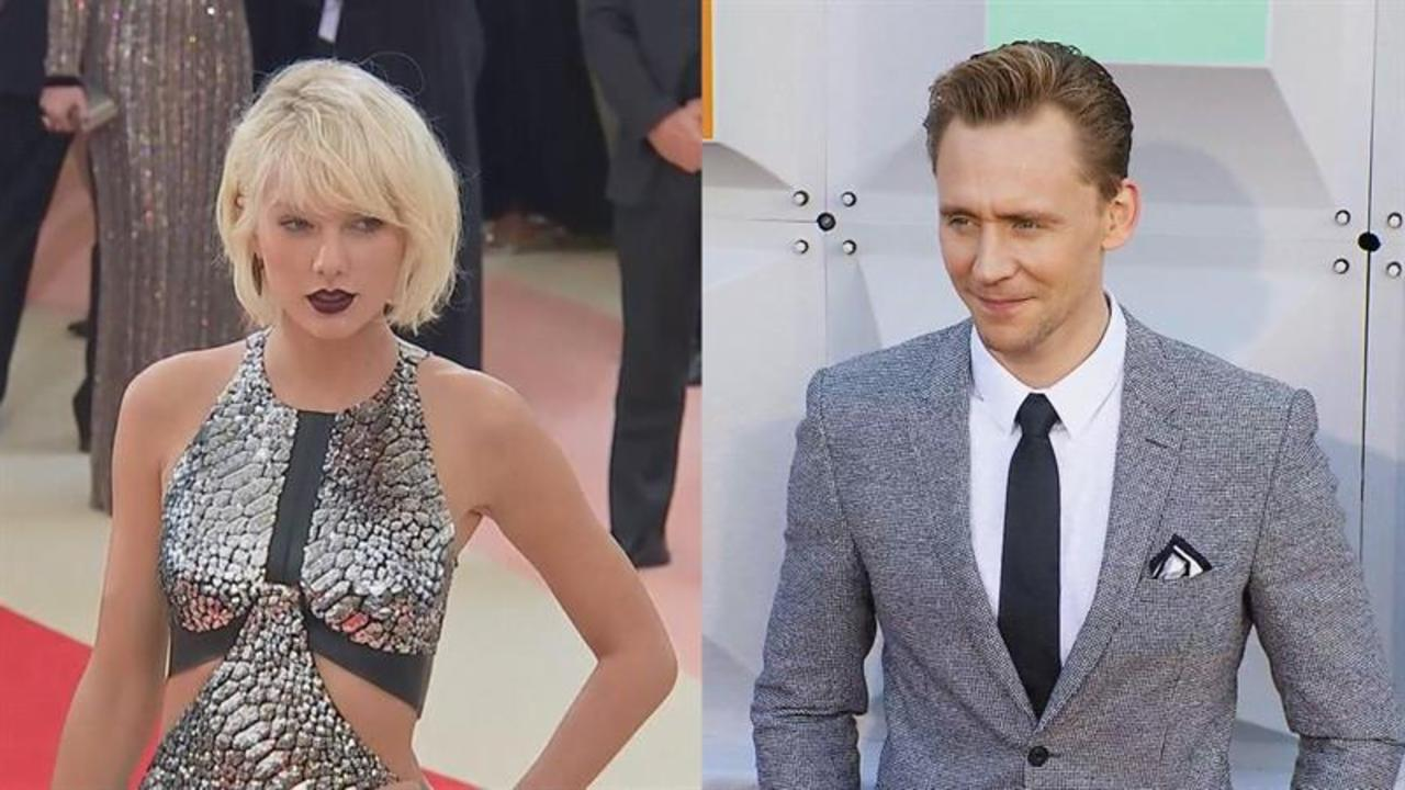 Tom and Taylor Continue Showing off Their Twinning Style