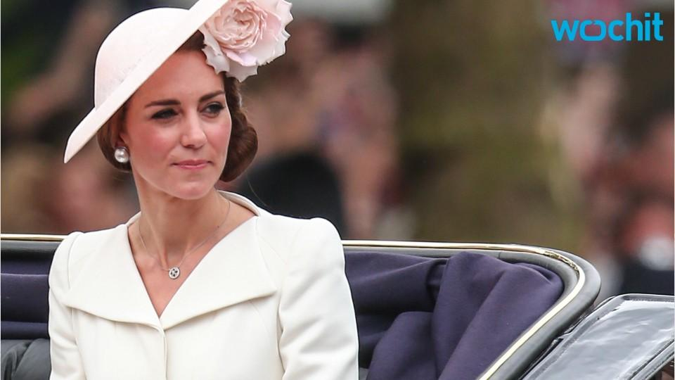 Kate Middleton Makes Her Snapchat Debut in a Recycled Dress