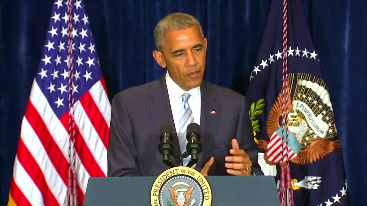 Obama says all Americans should be concerned by police shootings