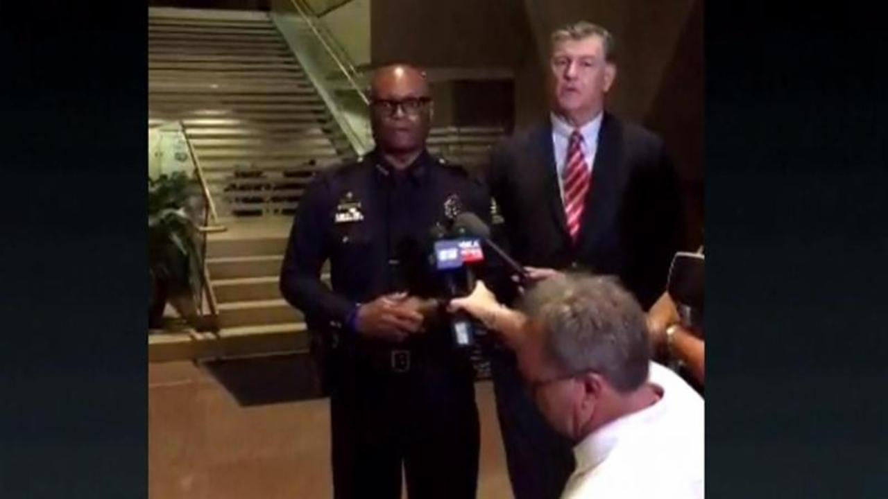 Police Update Dallas Shooting Situation