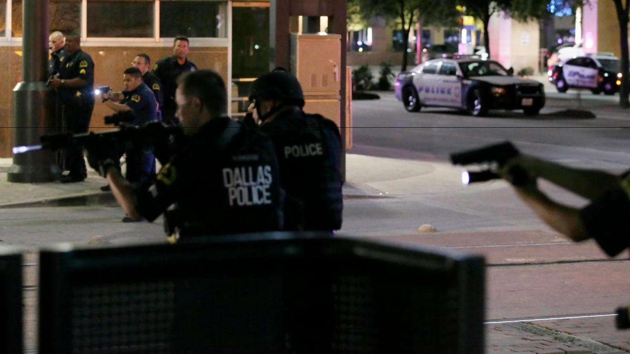 Here's what we know so far about the Dallas shooting