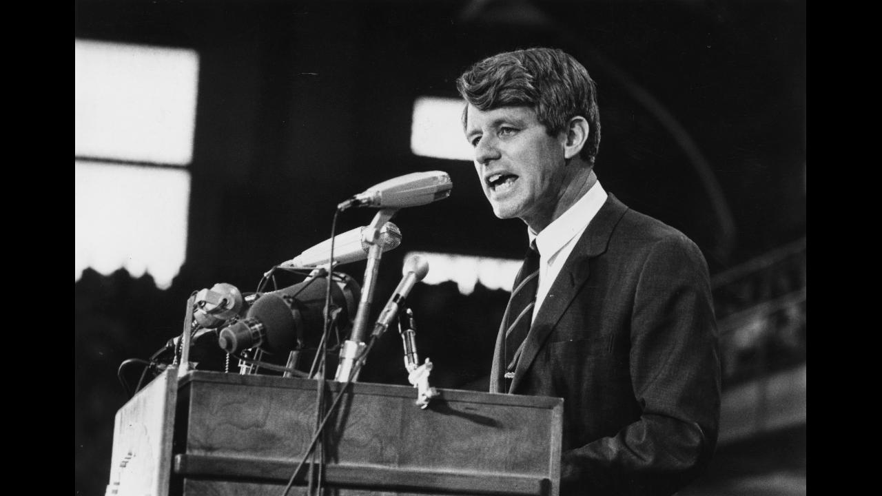 Robert F. Kennedy's Speech After The Death Of Martin Luther King Jr.