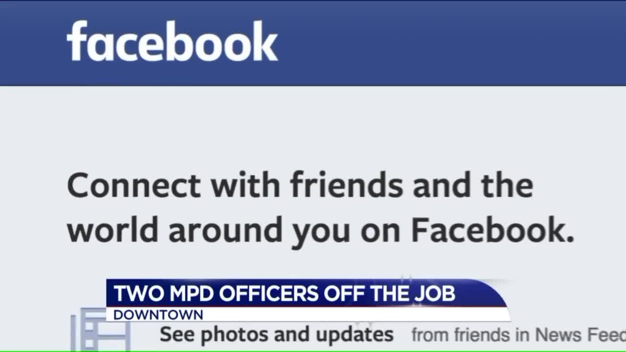 2 Police Officers Fired After Discovery of Disturbing Social Media Post