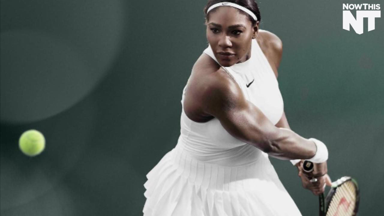 Serena Williams Makes History