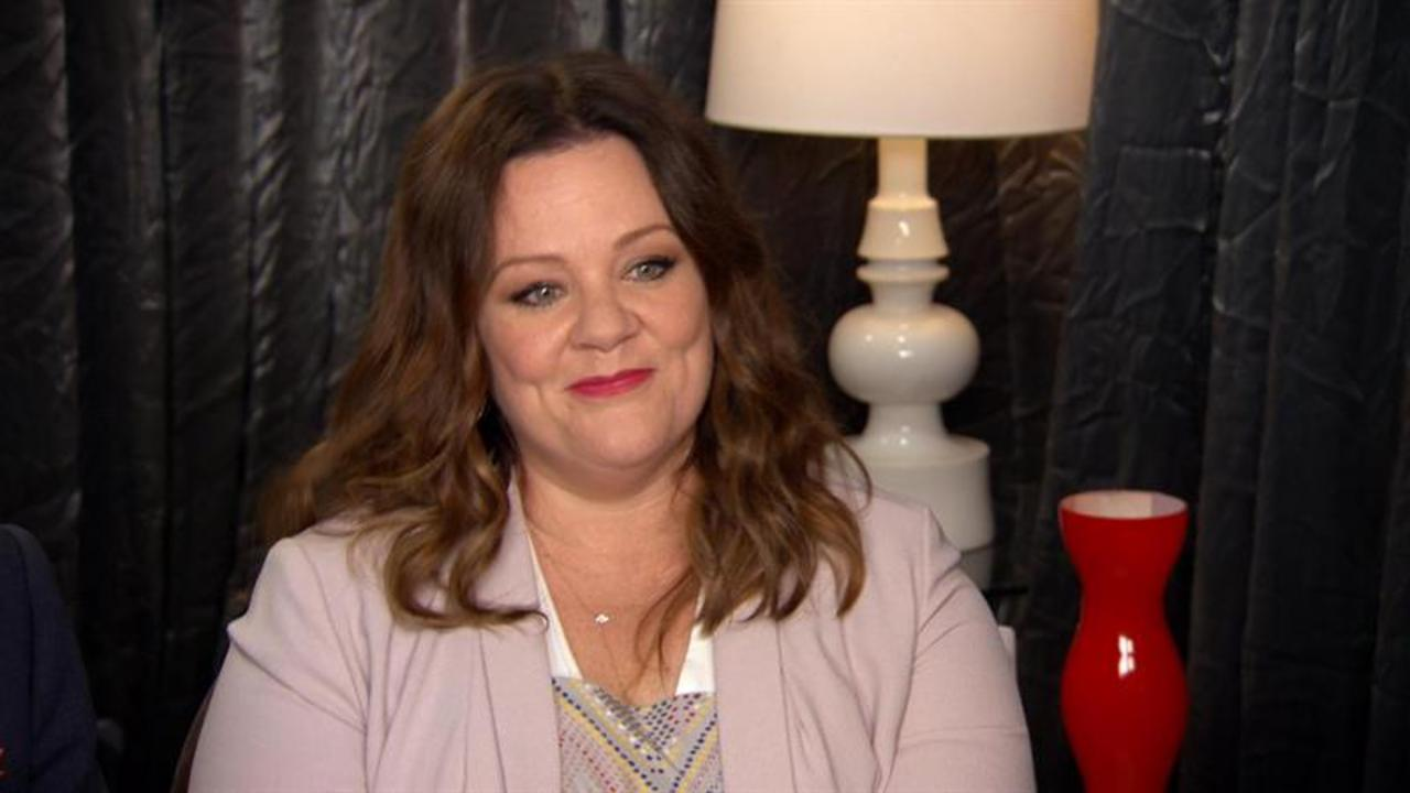 Melissa McCarthy Says 'Gilmore Girls' Return was 'Dreamy'