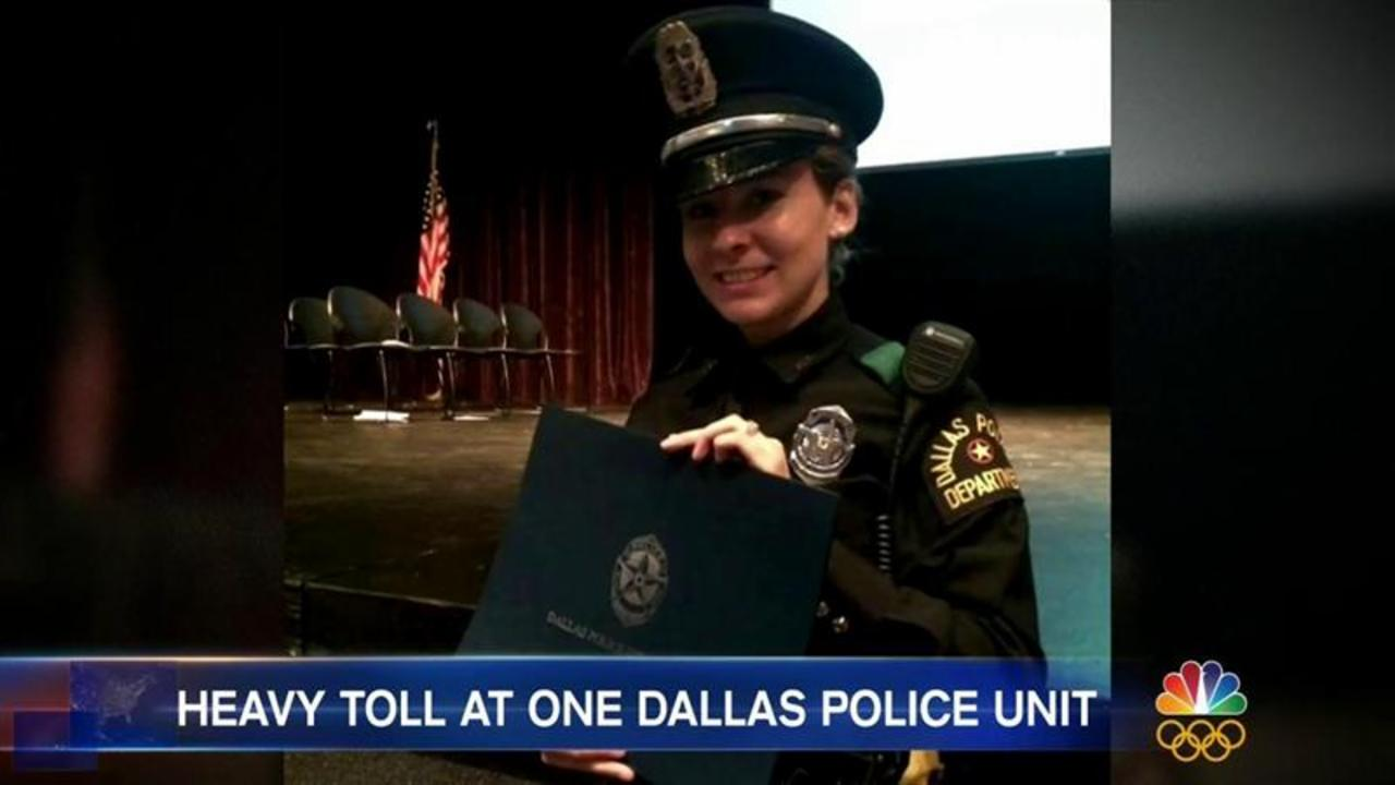 The Heavy Toll for Southwest Division of Dallas Police Department