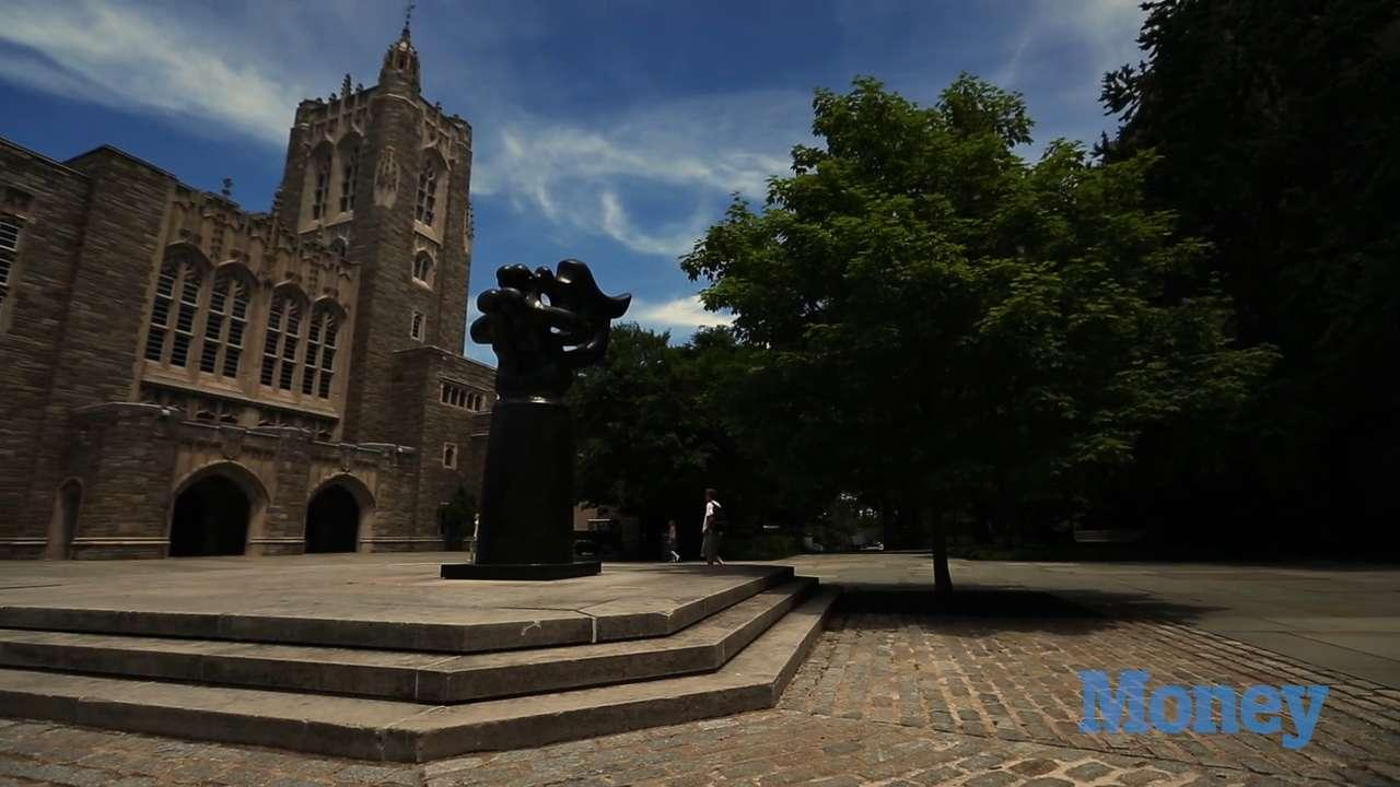 The Surprising Reason Behind Princeton's Ranking