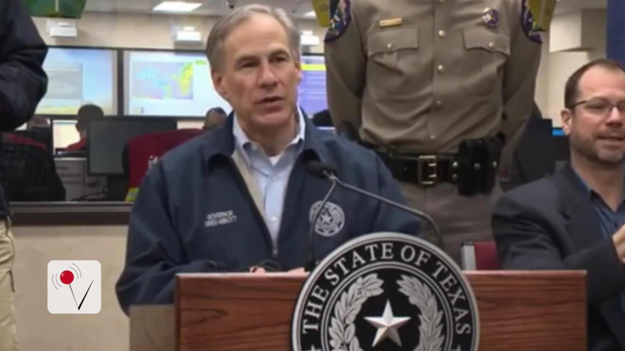 Texas Governor Severely Burned in Accident, May Miss GOP Convention