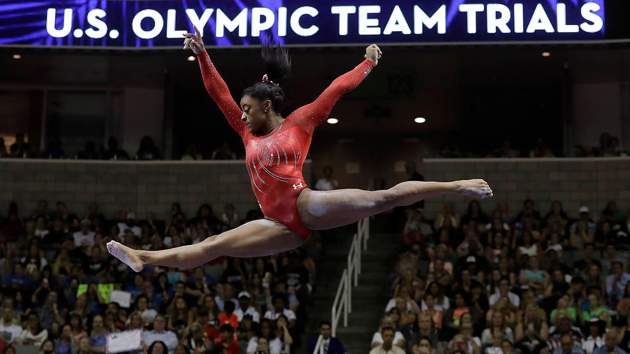 Team USA Women's Olympic Gymnastics Team Named