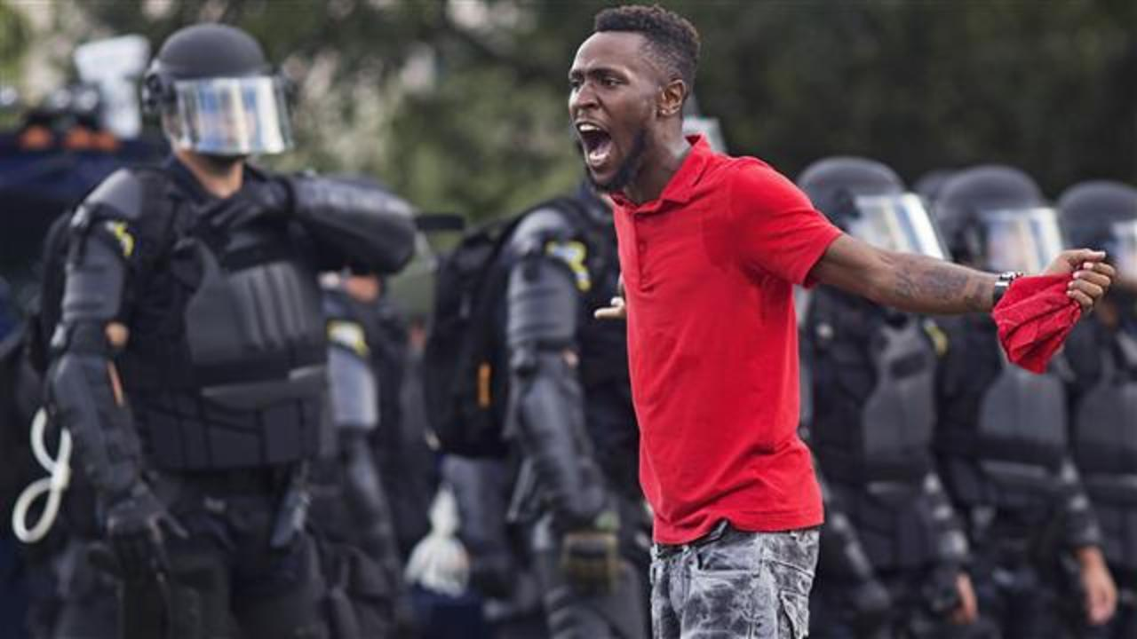 Protests Over Police Shootings Escalate Across U.S.