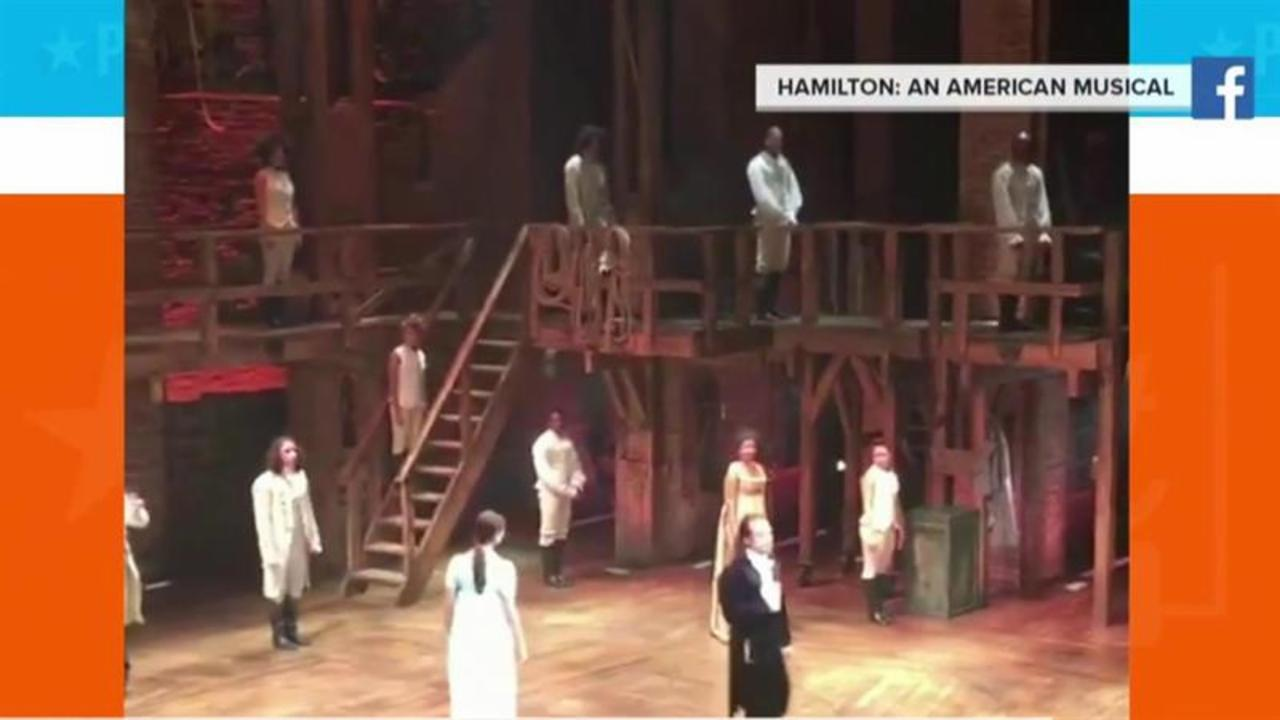'Hamilton' star Lin-Manuel Miranda Takes Final Bow, Chops Ponytail