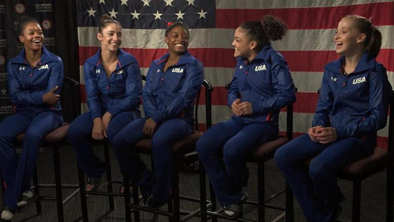 Meet the 'Fierce 5' of the US Women's Gymnastics Team
