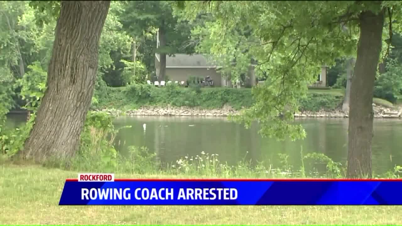 High School Coach Accused of Recording Female Students Changing