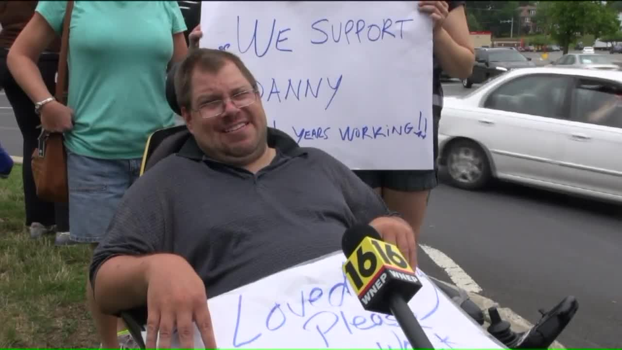 Man Claims Walmart Fired Him After 21 Years Due to His Disability