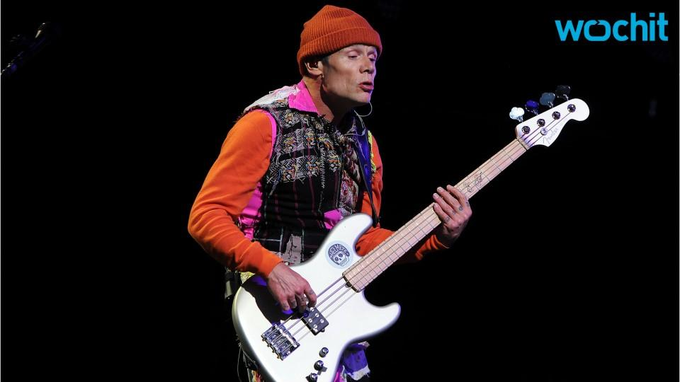Red Hot Chili Peppers Autograph Metallica Merch In Mix-Up
