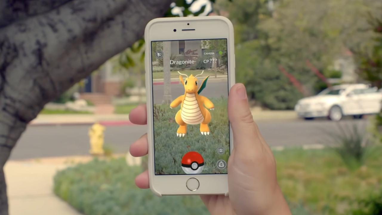 Everything about the Pokémon Go fad, in 90 seconds
