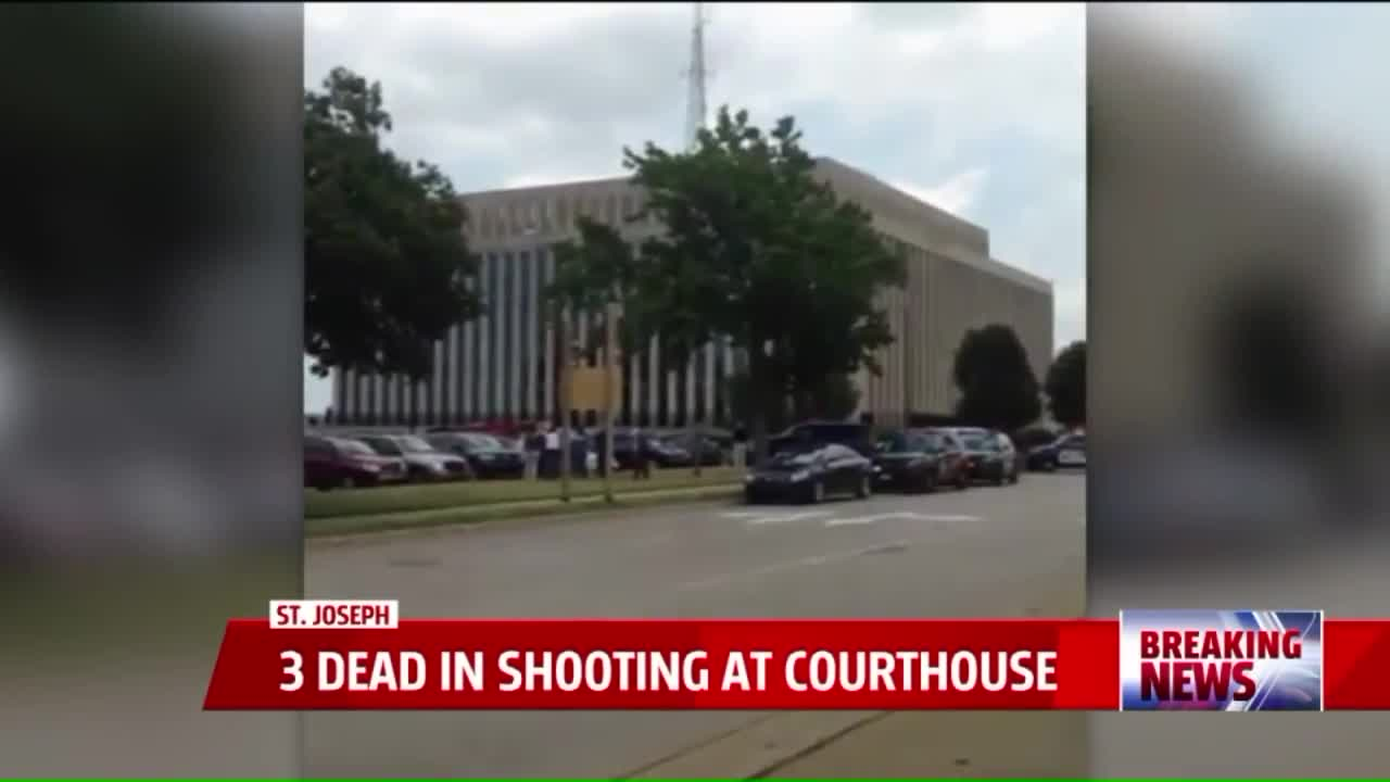 Three Dead After Shooting at Michigan Courthouse