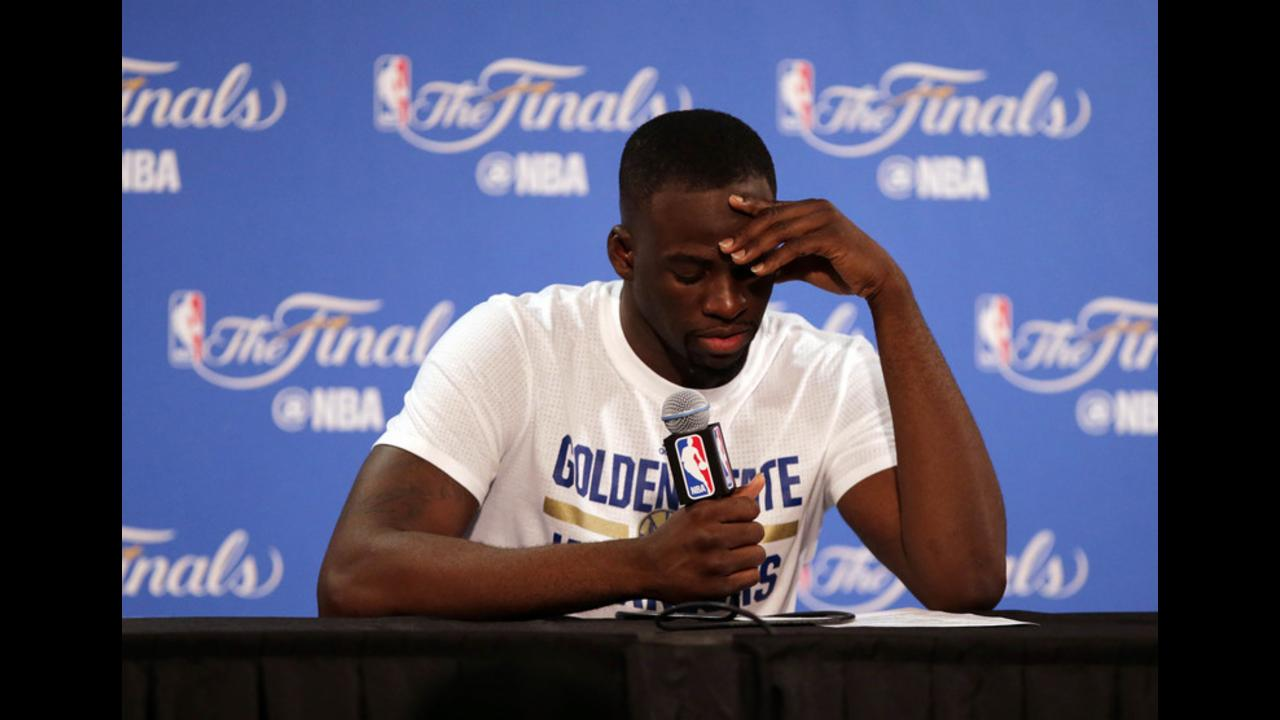 Draymond Green hit with assault charges in Michigan