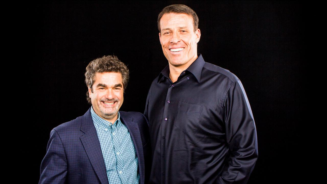 "Tony Robbins & Joe Berlinger On ""I Am Not Your Guru"""