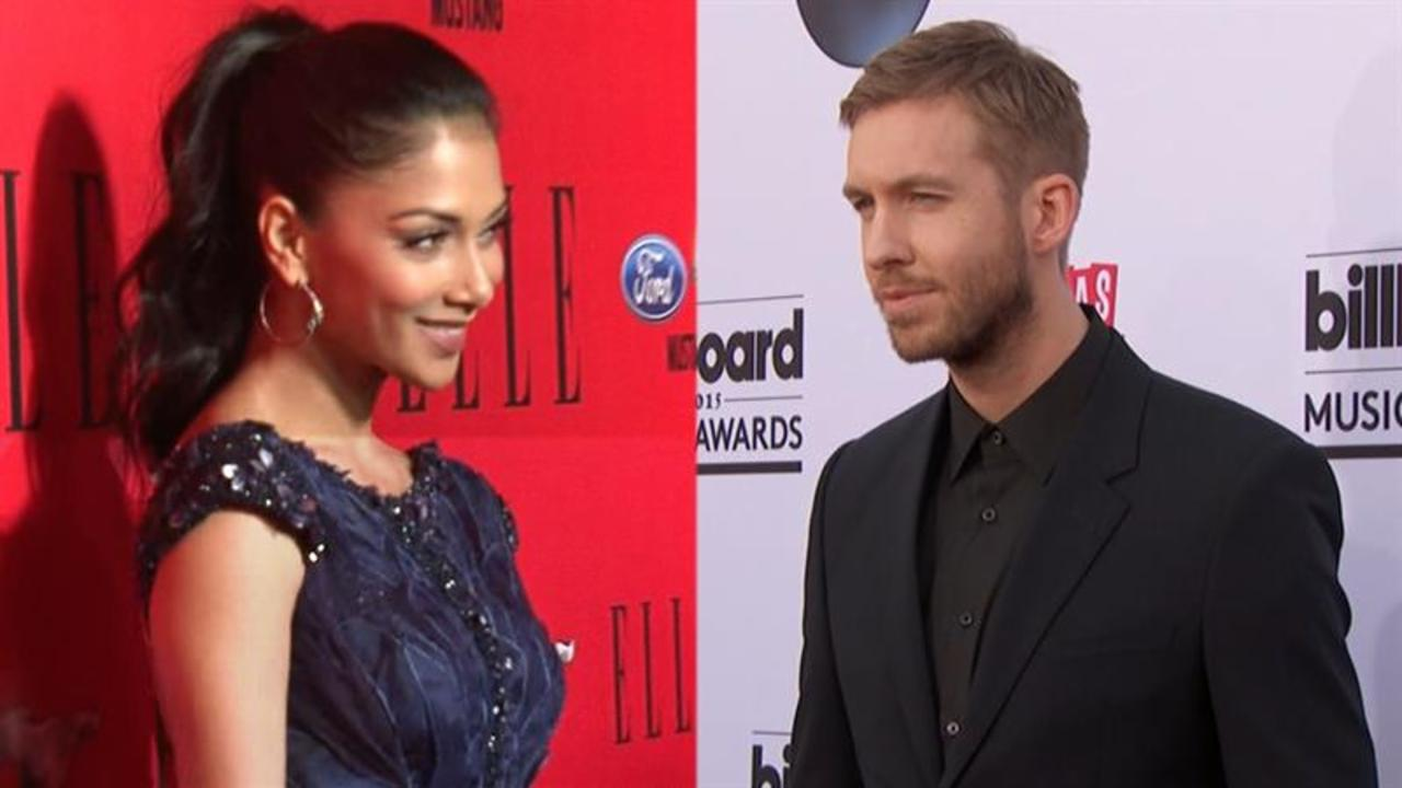 Calvin Harris and Nicole Scherzinger Dating?