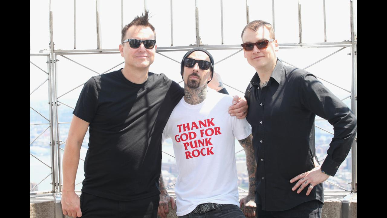 Blink 182 knocks Drake off Billboard 200 albums chart No. 1