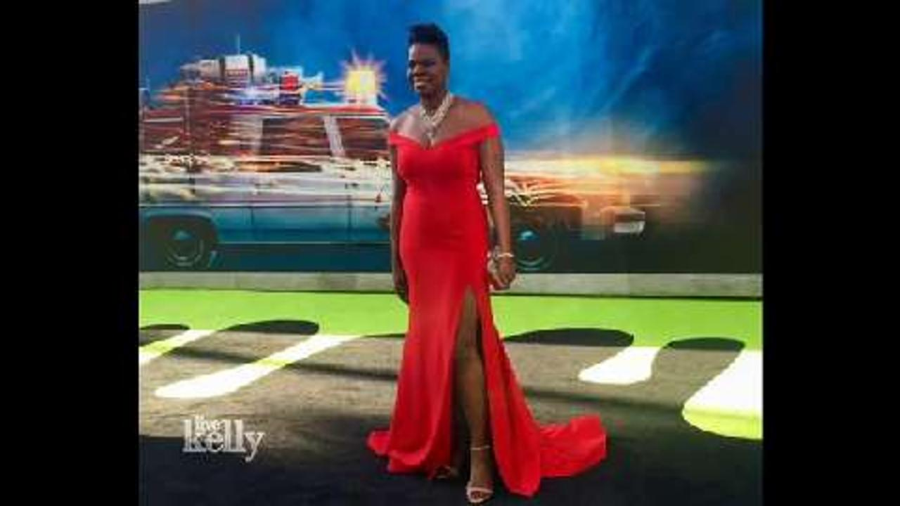 "Leslie Jones' ""Ghostbusters"" Premiere Dress"