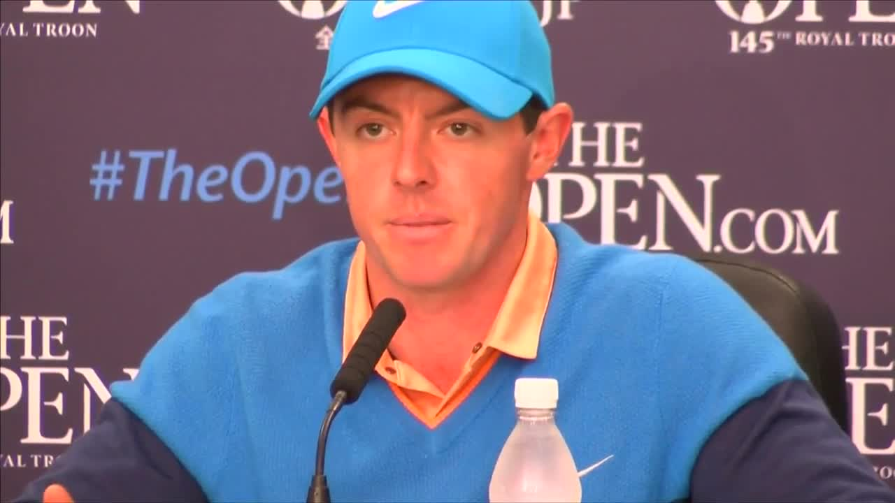 McIlroy lukewarm on golf's Olympic return
