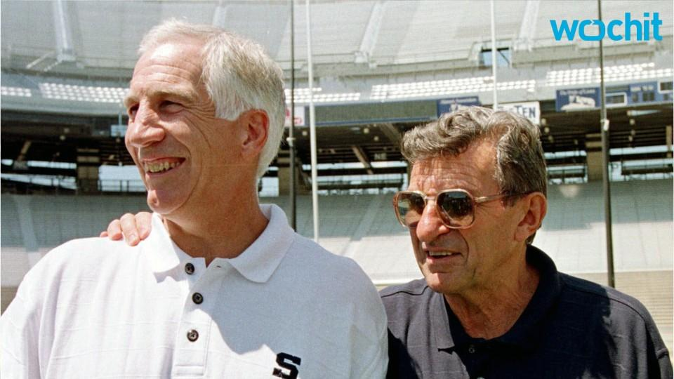 Paterno knew about Sandusky abuse in 1976