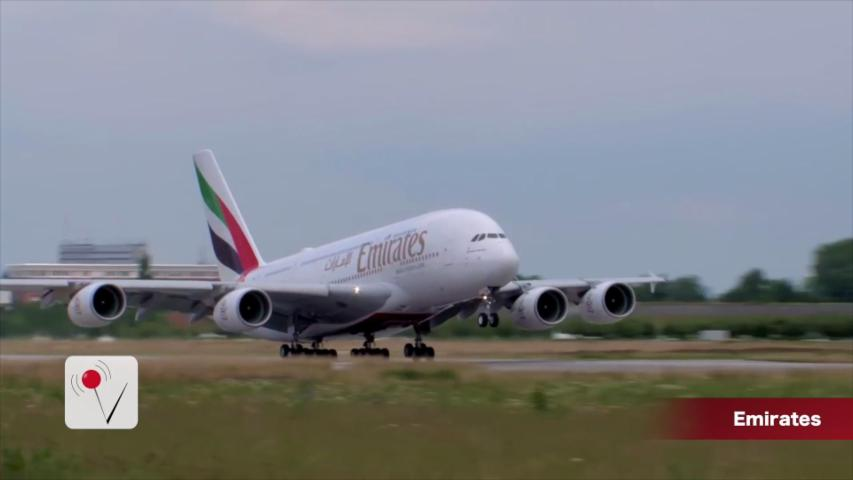 Emirates Named World's Best Airline