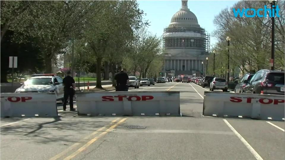 U.S. Capitol on lockdown due to police activity