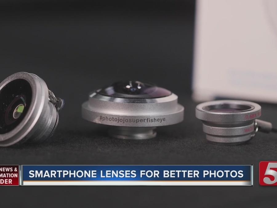 Smartphone Lenses For Better Photos