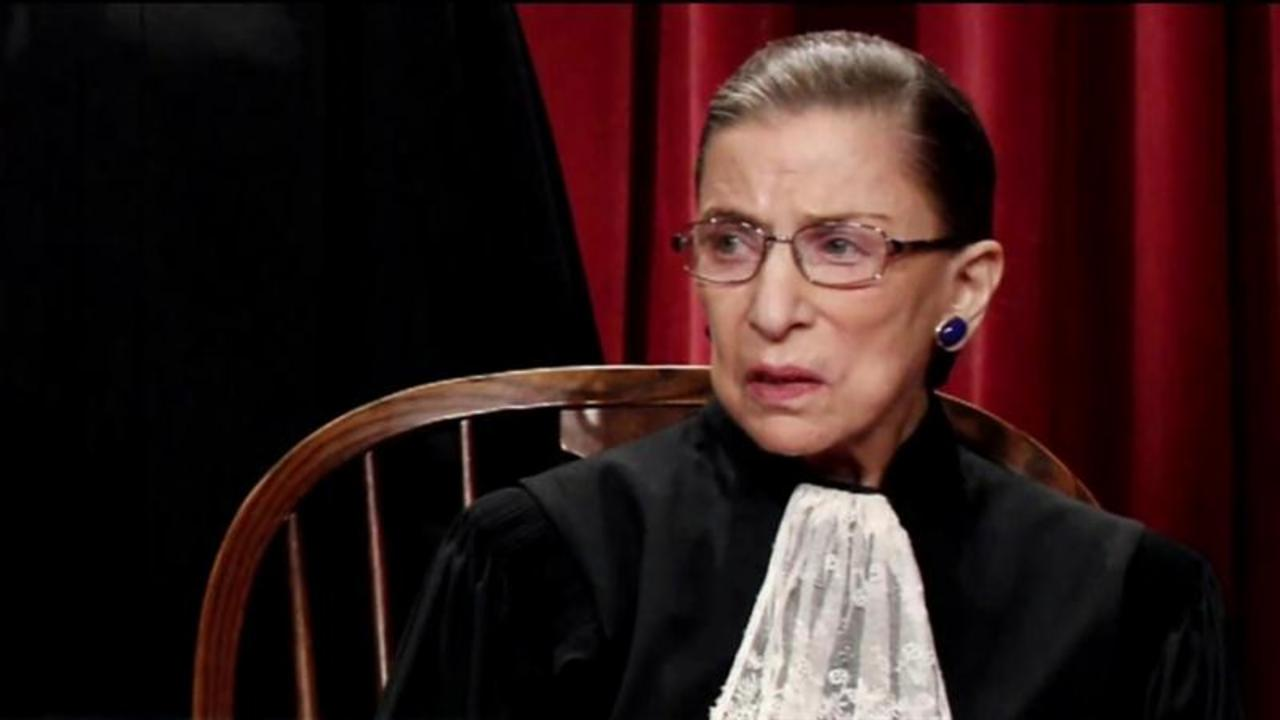 Supreme Court Justice Ginsburg Bashes Trump: 'He's a Faker'