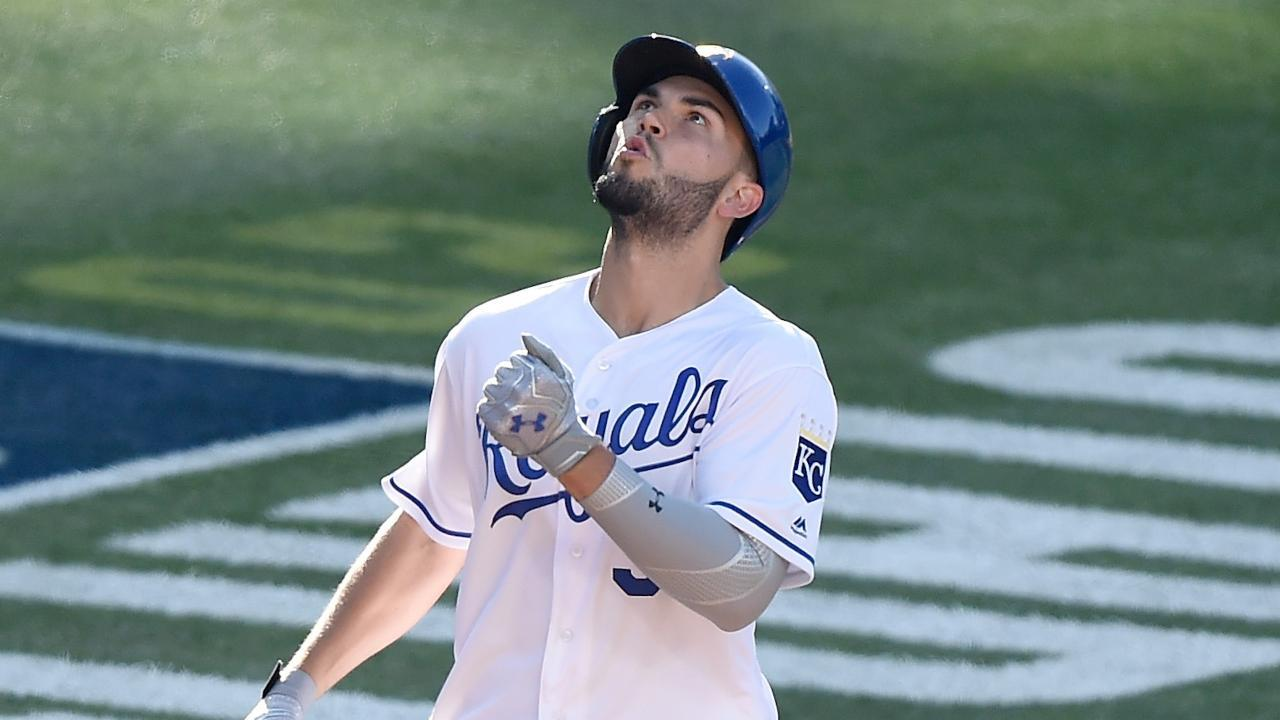 Eric Hosmer MVP of MLB All-Star Game, AL Wins 4-2