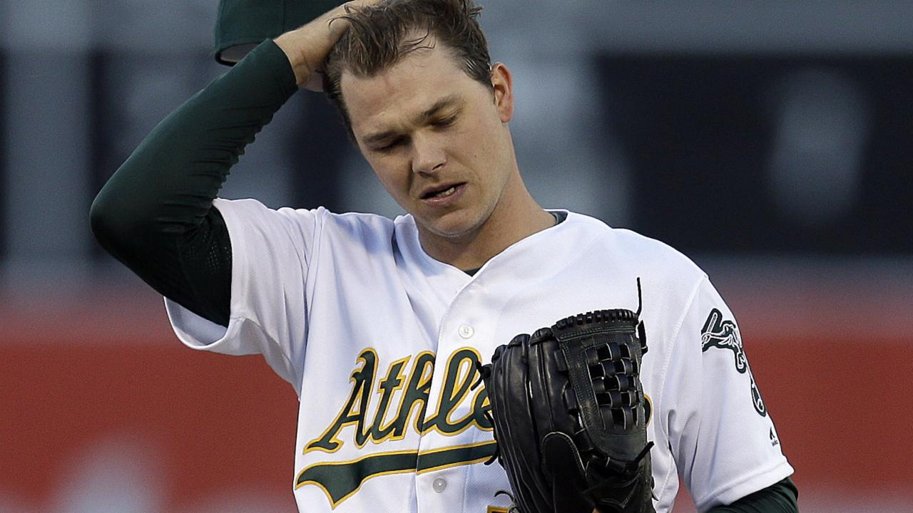 Verducci: Oakland A's 2016 midseason preview