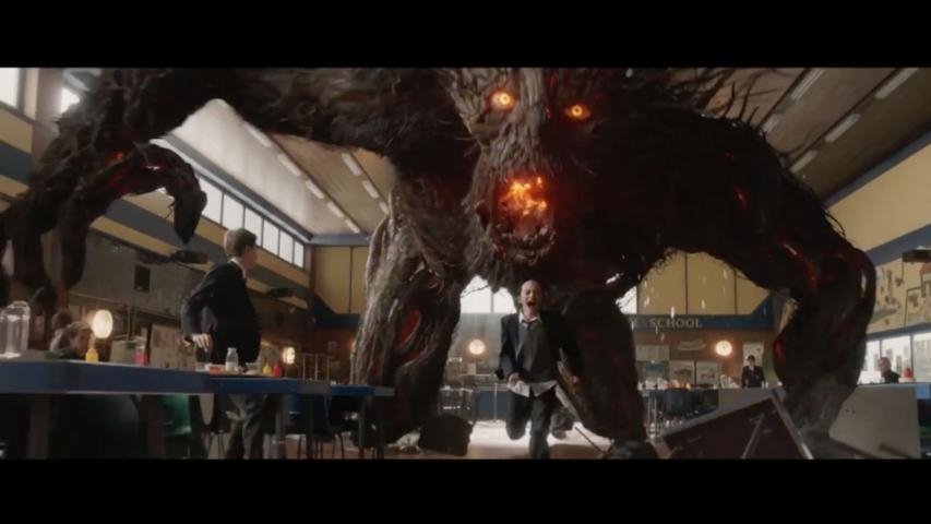 'A Monster Calls' (2016) Trailer