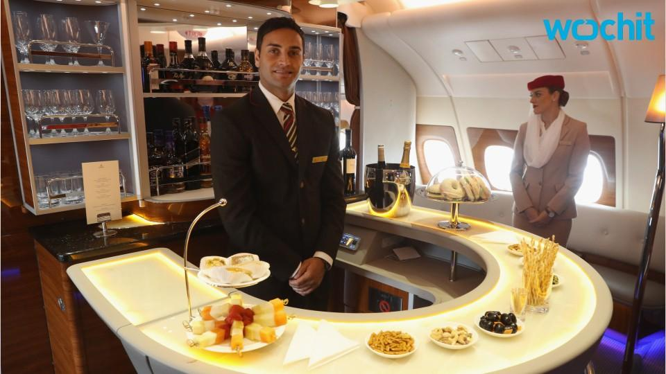 Emirates Named World's Top Airline
