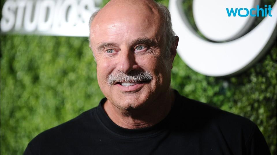 Dr. Phil Files Suit Against National Enquirer