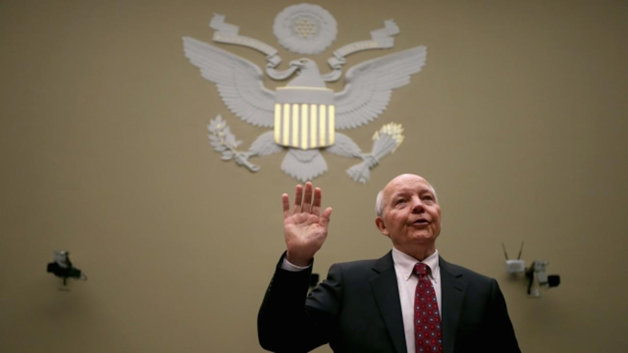 Gop Fractures Further As House Freedom Caucus Aims to Impeach IRS Head
