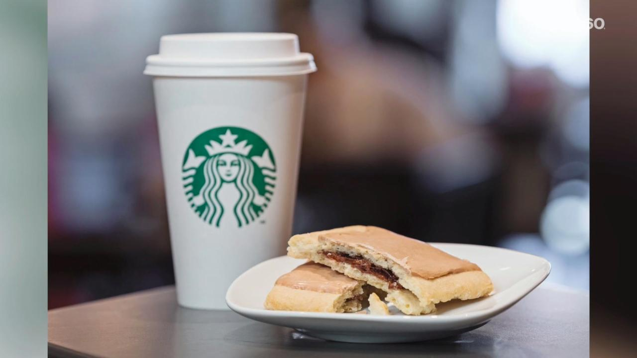 A 'Pop-Tart' is the Latest Addition to Starbuck's Menu