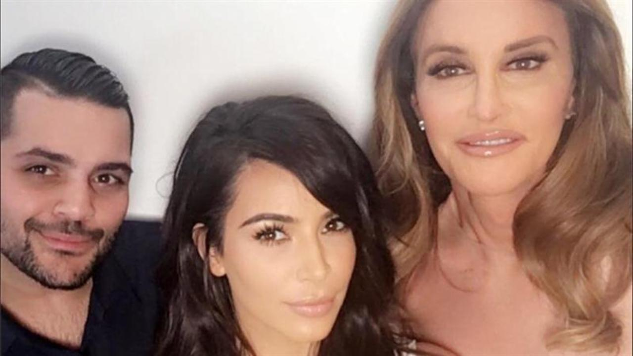 Kim Kardashian West Styles Caitlyn Jenner for ESPY Awards