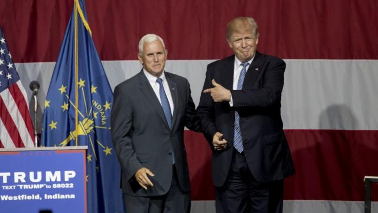 Donald Trump Picked His Running Mate, and He's Going With Mike Pence