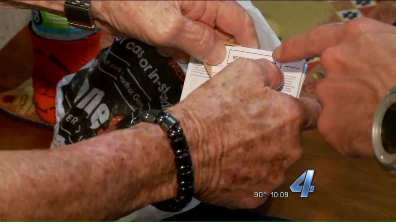 Veteran Loses $15,000 in Gift Card Scam