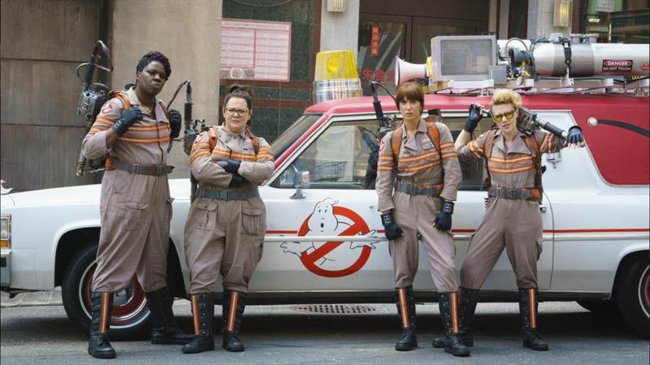 The Real Truth Behind the 'Ghostbusters' Reviews