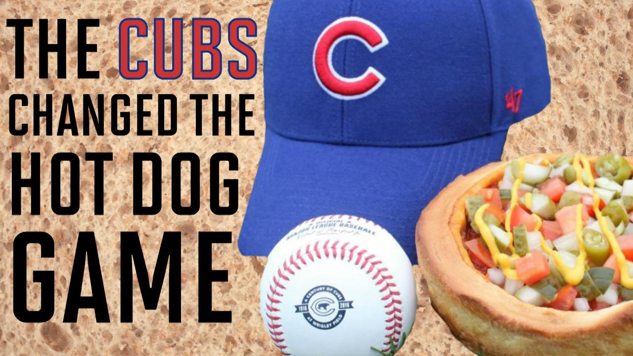 See the craziest hot dog creations in baseball
