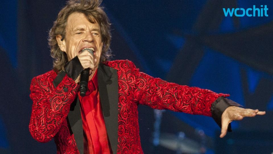 72 Year Old Mick Jagger Is Expecting Child Number 8