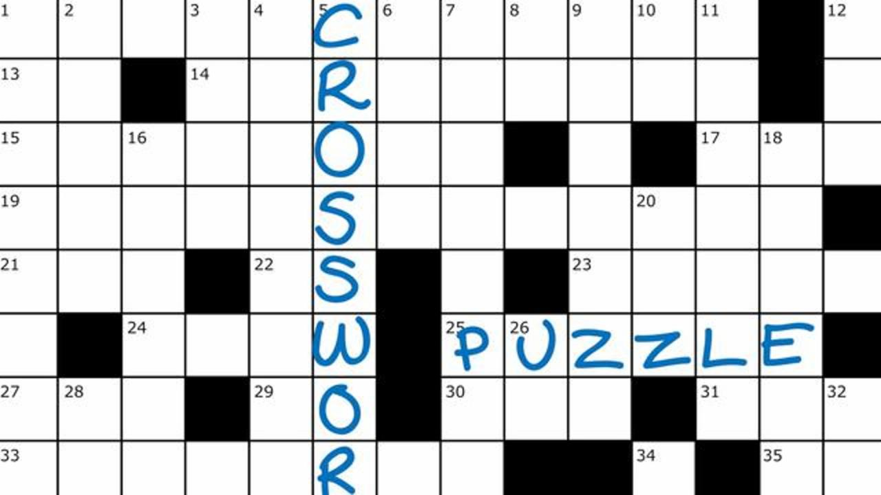 91-Year-Old Woman Fills In Crossword On Display At German Museum