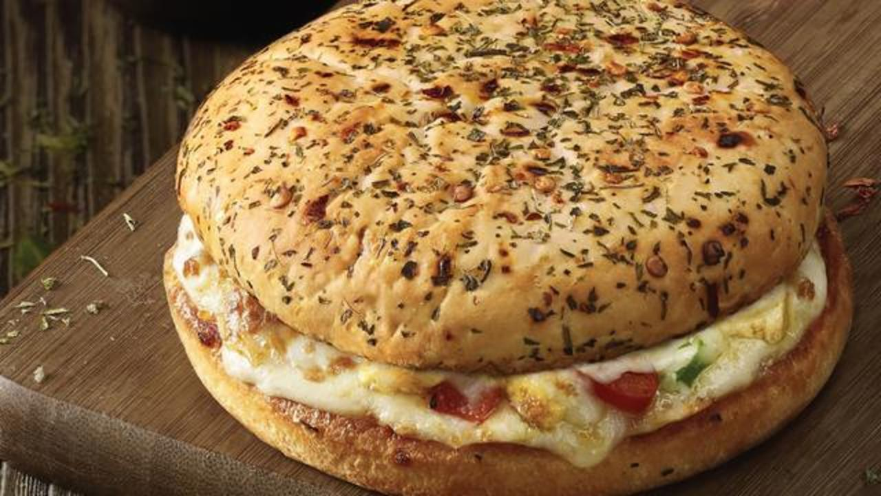 Domino's Burger-Pizza Hybrid Takes Internet by Storm
