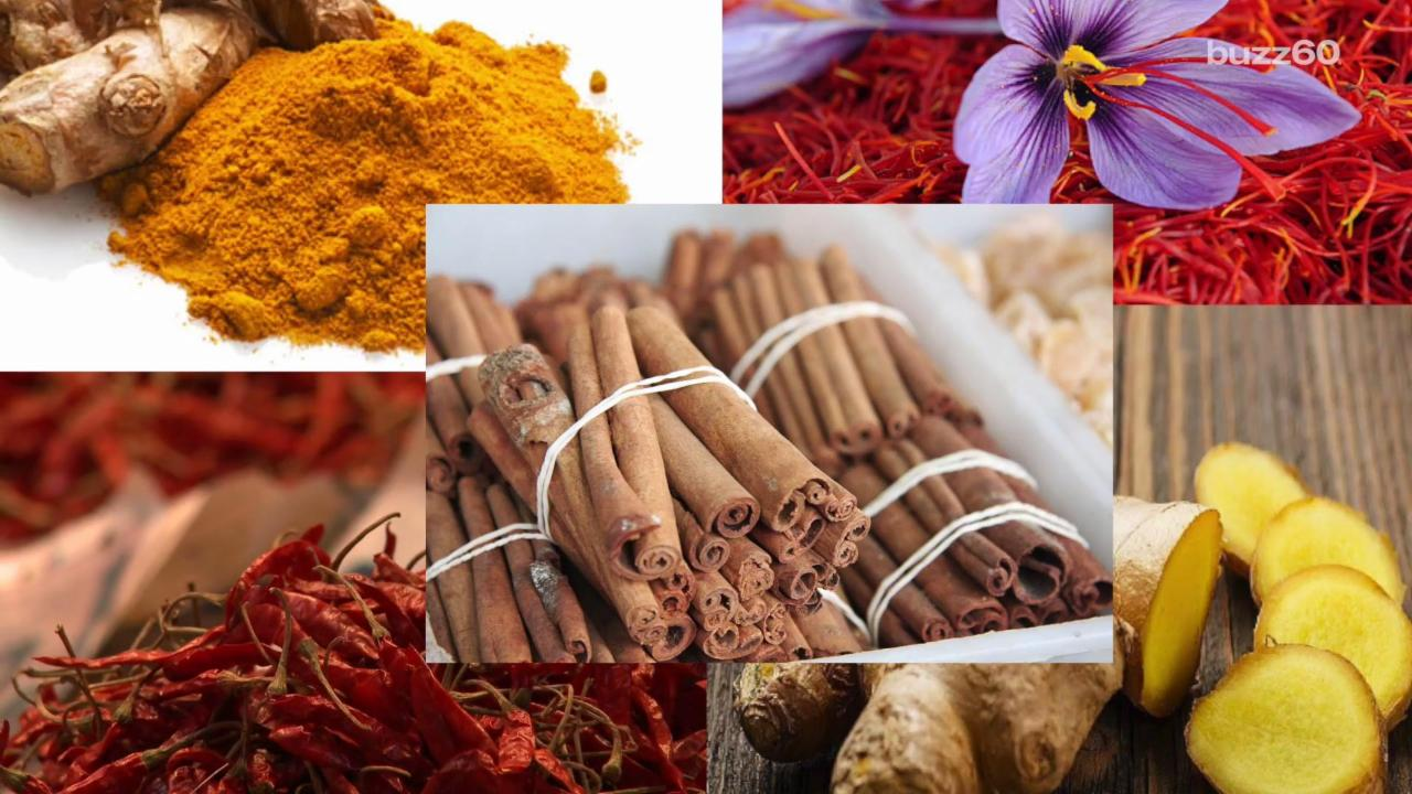 Spice Up Your Life With These Super Spices