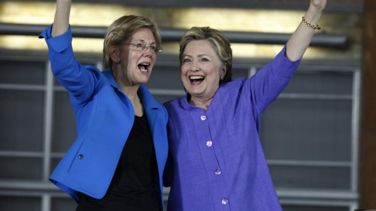 A Clinton-Warren Meeting Does Not Mean a Clinton-Warren Ticket